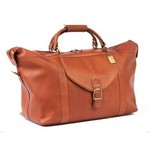 Laramie Leather Duffel Bag