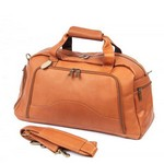 Weekender Leather Duffel Bag