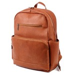 Inverness Leather Backpack XL