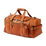 Ultimate Leather Duffel Bag