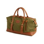 Colorado Leather Duffel