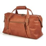 La Grange Leather Duffel