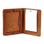 Leather Tablet Notebook