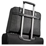 Samsonite Business Slim Brief Heather Gray