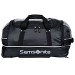 Samsonite Andante 22in. Wheeled Duffel Black/Grey