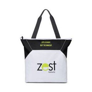 Everett Convention Tote - Black