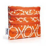 RuMe Baggie All Foldable Reusable Tote  - Clementine