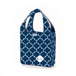 RuMe Classic Mini Tote Navy Downing
