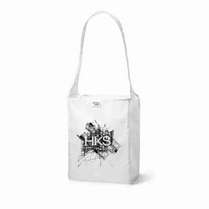 RuMe xPose Cross Body Bag White