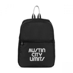 Moto Mini Backpack - Black