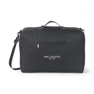Dempsey Split Weekender Bag Black