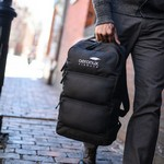 Roux Computer Backpack - Black