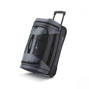 Samsonite Andante 2 22in Wheeled Duffel Riverrock/Black