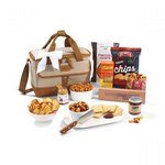 Igloo Legacy Everything but the Cheese Gift Set With Knife Vintage Black