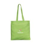 Economy Tote Apple Green