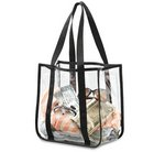 Clear Event Tote Bag - PVC Bag - Meets NFL Guidelines