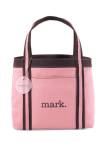 Piccolo Mini Fashion Tote - Pink/Brown