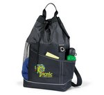 Oceanside Sport Tote Bag - Black