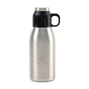Aviana Trek Double Wall Stainless Canteen - 32 Oz. Stainless Ste