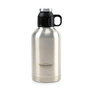 Aviana Outback Double Wall Stainless Growler - 64 Oz. Stainless