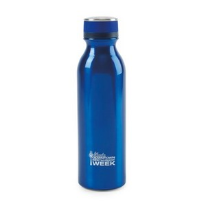 Aviana Luna Double Wall Stainless Bottle - 20 Oz. Royal Blue