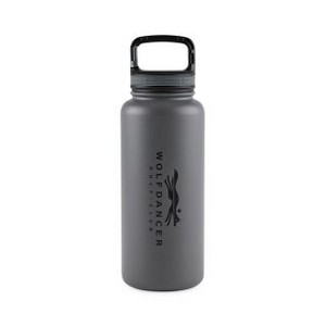 Aviana Cypress XL Double Wall Stainless Bottle - 32 Oz. Charcoal