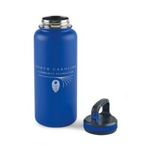 Aviana Cypress XL Double Wall Stainless Bottle - 32 Oz. Royal Bl