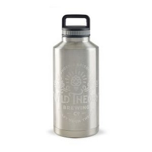 Aviana Canyon XL Double Wall Stainless Growler - 64 Oz. Stainles