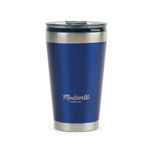 Aviana  Solara Double Wall Stainless Tumbler - 16 Oz. Royal Blue