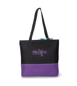 Prelude Convention Tote Purple