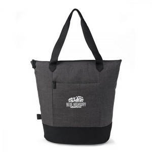 Heritage Supply Tanner Tote Charcoal Heather/ Black