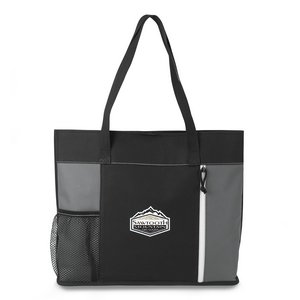 Alliance Convention Tote Black/Seattle Grey
