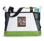 Venture Business Tote Bag - Apple Green