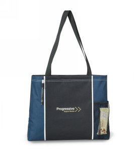 Classic Convention Tote Navy Blue