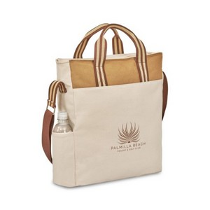 Charlie Cotton Tote Dune