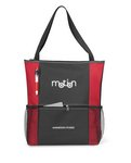 Metro Convention Tote Red