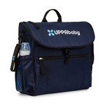 Uptown Convertible Diaper Bag Kit Navy Blue