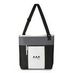 Hanover Convention Tote Black/Seattle Grey