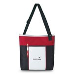 Hanover Convention Tote Red