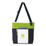 Hanover Convention Tote Apple Green