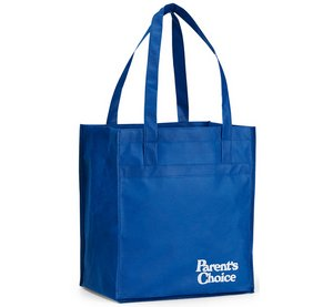 Deluxe Grocery Shopper - Royal
