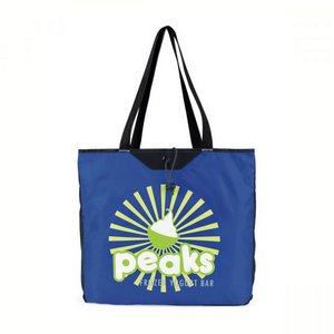 Express Packable Tote Royal Blue