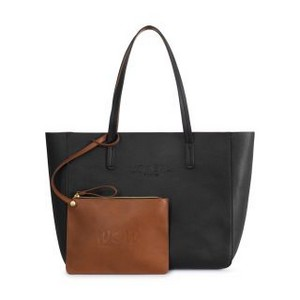 Bristol Fashion Tote Black/Tan