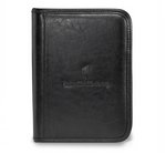 Protaga? Junior Leather Padfolio Black
