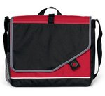 Attune Messenger Bag II - Red