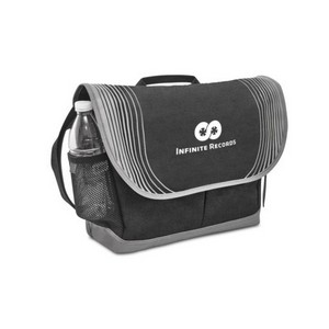 Vector Messenger Bag Black