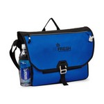 Subway Messenger Bag Royal Blue