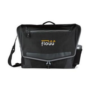 Stryder Computer Messenger Bag Black