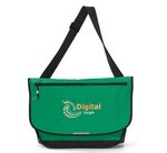 Blaze Computer Messenger Bag - Kelly Green