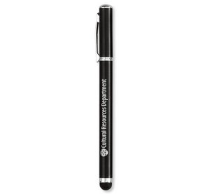 Travis & Wells Caliber Stylus Pen - Black